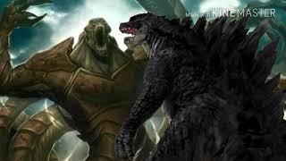GODZILLA Vs KRAKEN Roar Scene Trailer