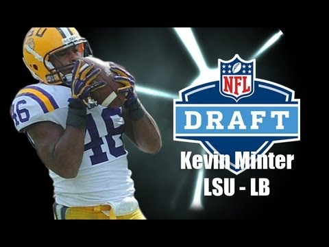 Kevin Minter - 2013 NFL Draft Profile