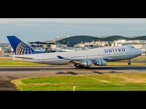 X-Plane 11 | United 747-8 to Memphis FNO | KLAX-KMEM | SSG 747-8 | VATSIM