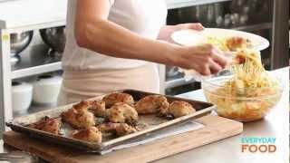 Buttermilk Chicken | Everyday Food With Sarah Carey
