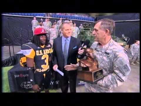2011 Army Bowl | Demetrius Hart MVP