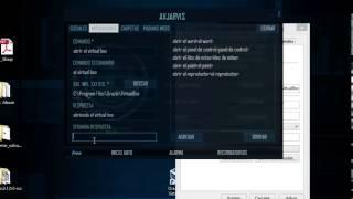 Asistente virtual Jarvis (AVJarv isB3)  Agregar comandos