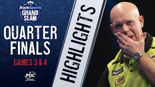 RECORD-BREAKING WHITLOCK! Quarter-Final Highlights | 2020 BoyleSports Grand Slam of Darts