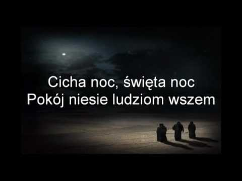 CICHA NOC - KARAOKE