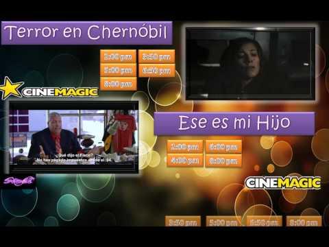 cartelera demo cinemagic