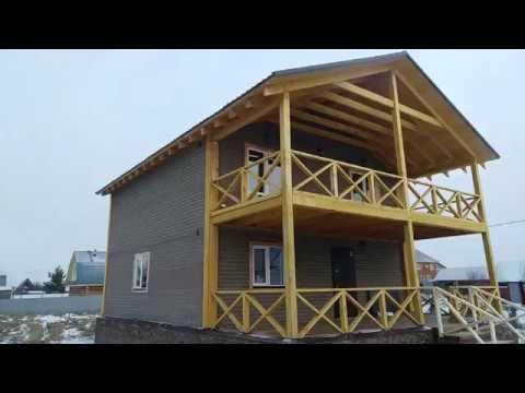 """Проект """"Межгорье"""" -  обзор дома"""