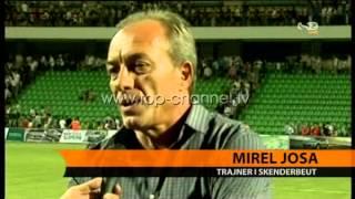 """Korça """"derdhet"""" në festë pas fitores - Top Channel Albania - News - Lajme"""