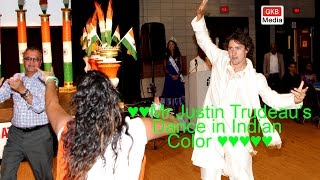 Bollywood Dance, PM Justin Trudeau