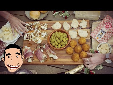 IRRESISTIBLE ITALIAN CHEESE PLATE | How to Make Perfect CHEESE PLATTER