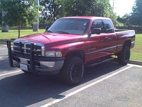 1997 dodge ram 1500 4x4 v8 magnum from lagrange toyota. Black Bedroom Furniture Sets. Home Design Ideas