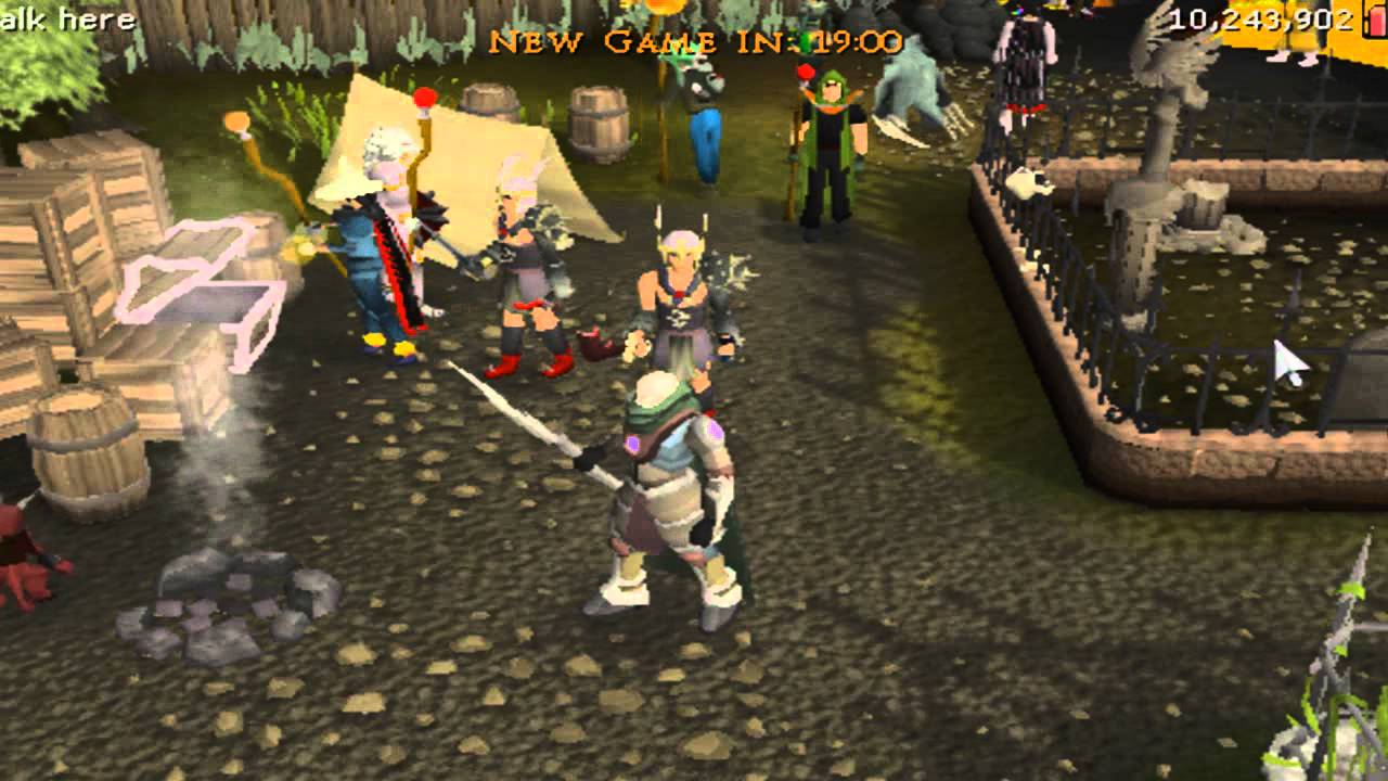 Runescape 65 Defence And Bandos Armour Youtube