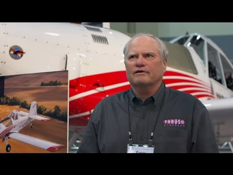 Pratt & Whitney Canada Customers Speak at NAAA 2015