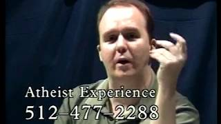 Emotional Caller | Atheist Experience 325