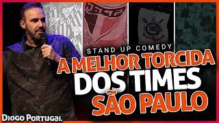 STAND UP - Torcidas Organizadas de São Paulo