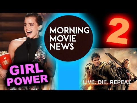 MTV Movie Awards 2017 Emma Watson, Millie Bobby Brown! Edge of Tomorrow 2 Emily Blunt