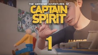 The Awesome Adventures of Captain Spirit - No Commentary [1/4]