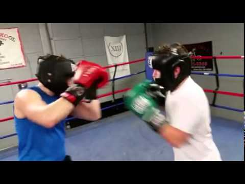 Boxing Lessons-Boxing Defense Tips.