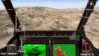 Comanche 3 Demo: Campaign 5 Mission 2 - Blackout