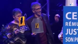 9 février 2018 - France 3 Régions - Bressan de l'année Martial Darbon devient le patron