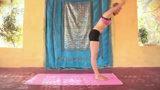 Сурья Намаскар с Зап, видеоурок  Шивананда йога