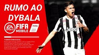 FIFA 19 MOBILE, RUMO AO DYBALA! PARTICIPE DA MINHA LIGA EM BREVE #RUMOAODYBALA