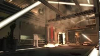 Живые обои - Deus Ex (Лаборатория)