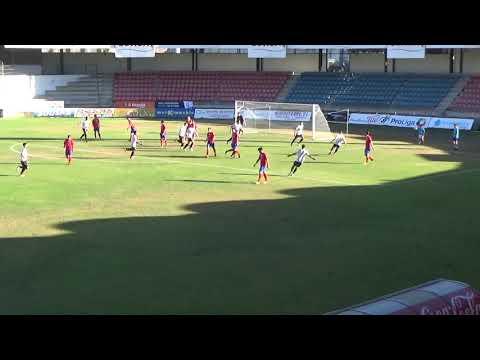 Goles Ourense CF 2 - 0 CD Choco