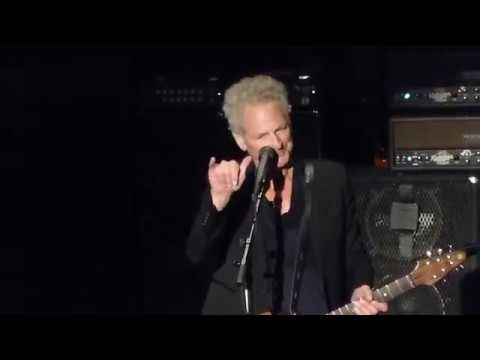 Lindsey Buckingham Opening Night  - Portland - Addressing Crowd/Band Intros Mp3