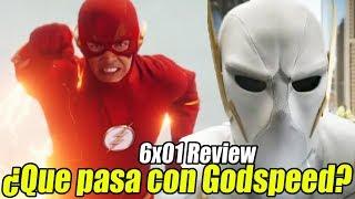 Godspeed flash serie