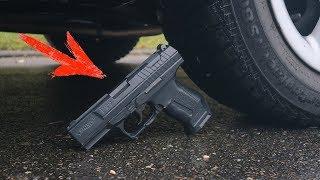 EXPERIMENT: GUN vs CAR