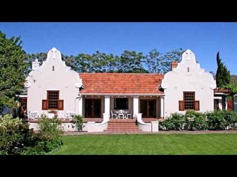 Colonial Style House Plans South Africa