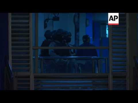 Suspected suicide bomb in Jakarta kills policeman