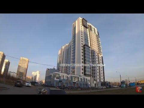 ОБЗОР  квартиры: Санкт-Петербург,  ЖК МореОкеан, Студия.