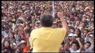 TAIBO II   Discurso en Tlatelolco