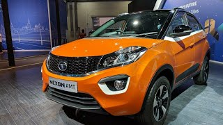2018 New Tata Nexon AMT - All You Need To Know !!