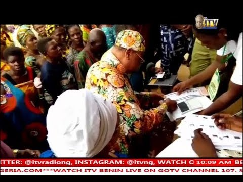 NIGERIA DECIDES 2019 pt 6: Nigerians casts their votes