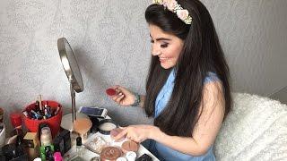 Вечерний макияж.Обучение коррекции бровей, Обучение макияжу.(makeup_sabina., 2016-05-28T17:58:02.000Z)