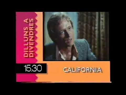 CANAL 9 | Promo 1989/1990 (California)