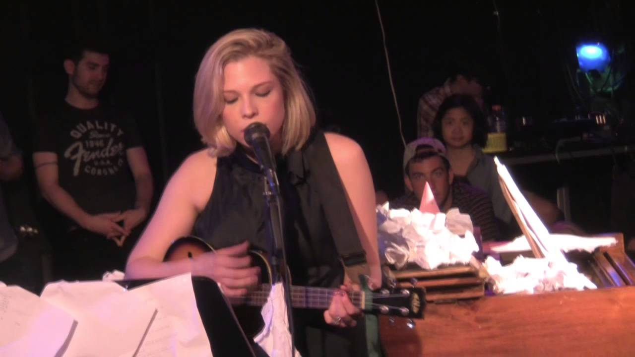 Lauren Marcus Performs Guy That I D Kinda Be Into From Be More