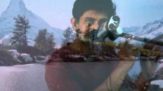Jashn E Bahara hindi song on the flute