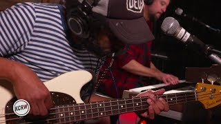 elbow performing kindling live on kcrw