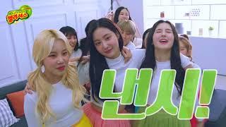 Nanwoo (Momoland) Yeonwoo & Nancy Moments