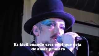 Boy George - It´s easy (Subtitulado)