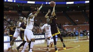 NCAA Women's Basketball Tournament highlights: ASU's season ends after loss to two-seed Texas