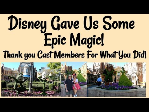 EPIC MAGICAL MEMORIES | ALL THANKS TO SOME AMAZING CAST MEMBERS!