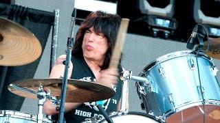 Marky Ramone's Blitzkrieg at Heavy Montreal