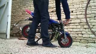 pocket bike blata origami MT4