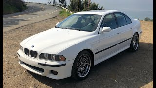 What it's Like To Drive a Better-Than-New BMW E39 M5 - One Take