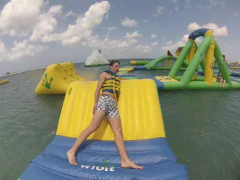 Aruba WiBit Jumping Attraction