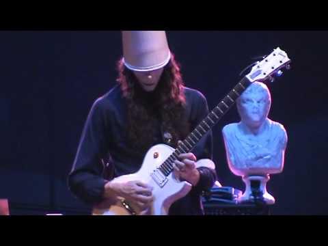 """Buckethead Live """"Improv Jam""""  Crossroads, Kansas City MO 2009"""